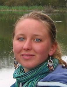 Kathrin Spunk Sprecherin der Grünen Jugend