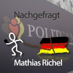 Mathias Richel im Wahlschlepper-Interview